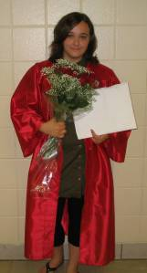 Paige\'s 8th Grade Graduation